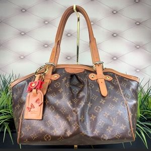 Authentic Louis Vuitton Tivoli GM Satchel